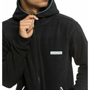 DC Shoes Mens Beckerley Zip-Up Active Hoodie M